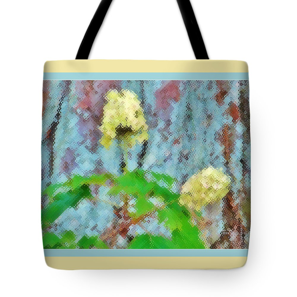 I Believe In Angels Tote Bag featuring the photograph I Believe In Angels by Anita Faye