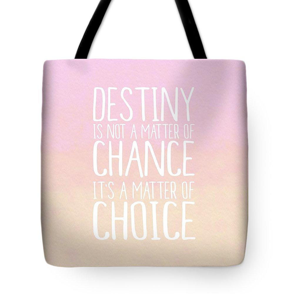 Destiny Digital Art Tote Bags