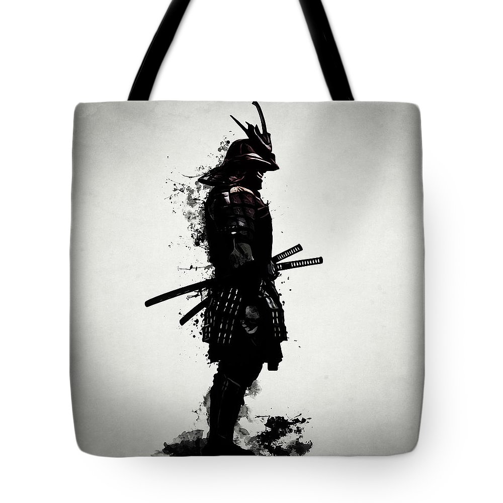 Warrior Tote Bags