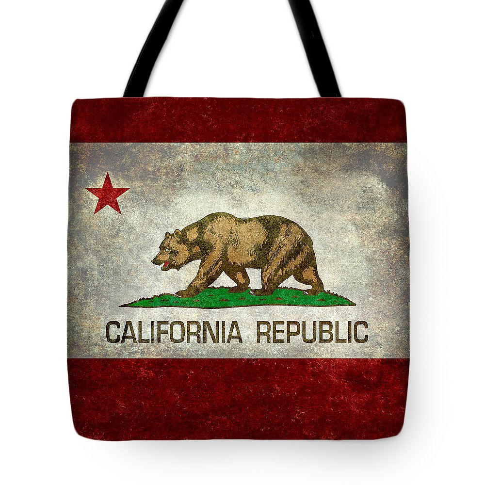 Brown Bear Tote Bags