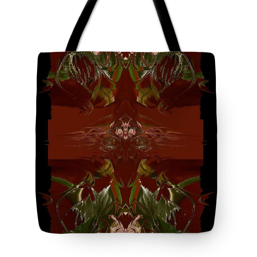 Asian Tote Bag featuring the photograph Asian Spice Three by Beverly Shelby