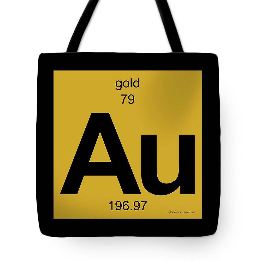 Gold period table gallery periodic table images gold period table image collections periodic table images au gold periodic table of elements tote bag gamestrikefo Images