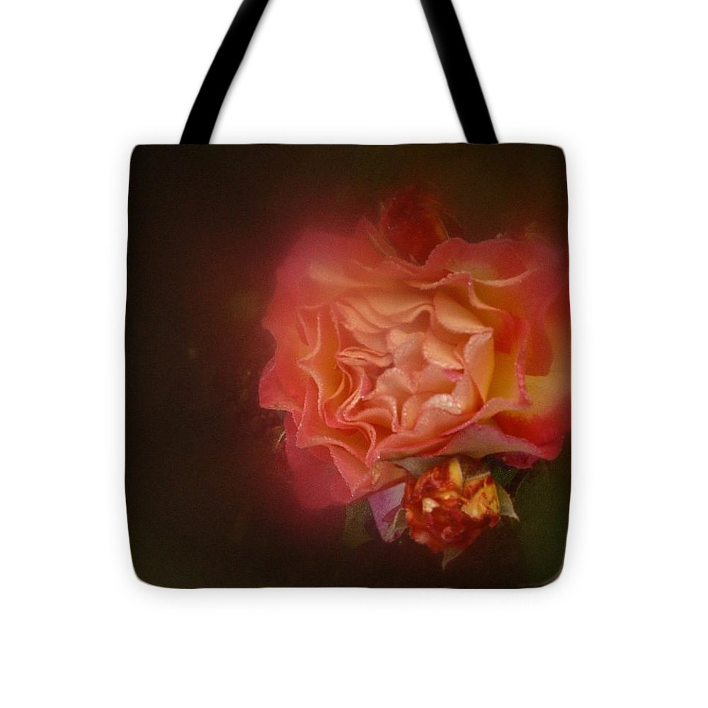 Rose Tote Bag featuring the photograph Aug 2016 Rose by Richard Cummings