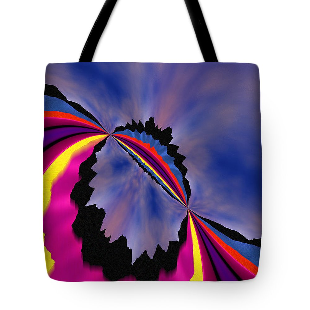 Photography Tote Bag featuring the photograph Aurora Borealis by Paul Wear