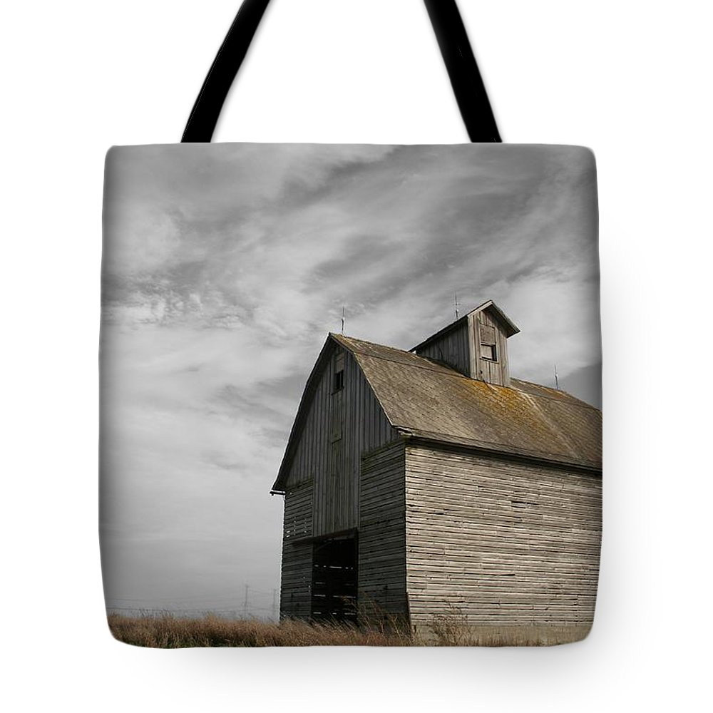 Landscape Tote Bag featuring the photograph Austerity by Dylan Punke