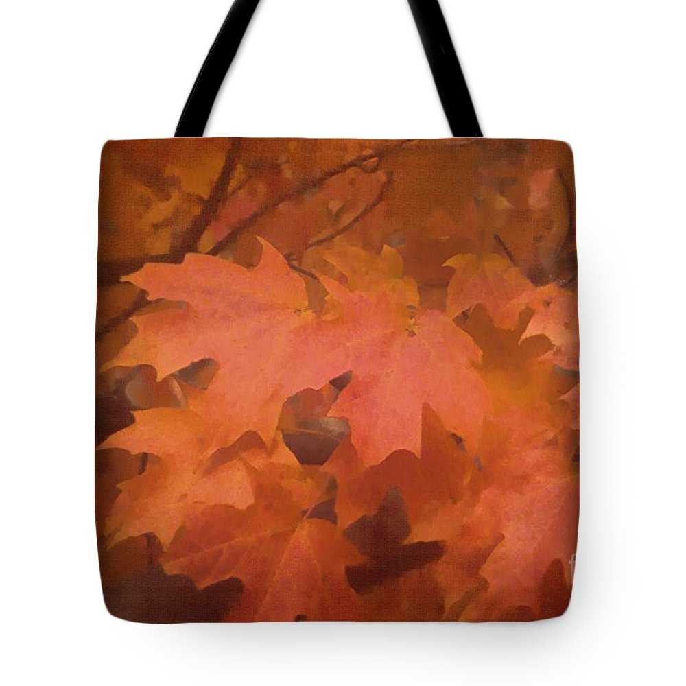 Autumn Tote Bag featuring the photograph Autumn 2 by Jeff Breiman