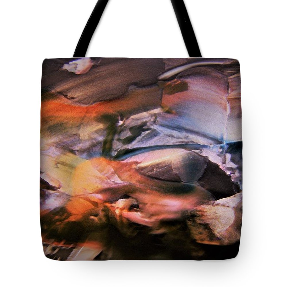 Autumn Tote Bag featuring the photograph Autumn Fades by Nordan Nielsen