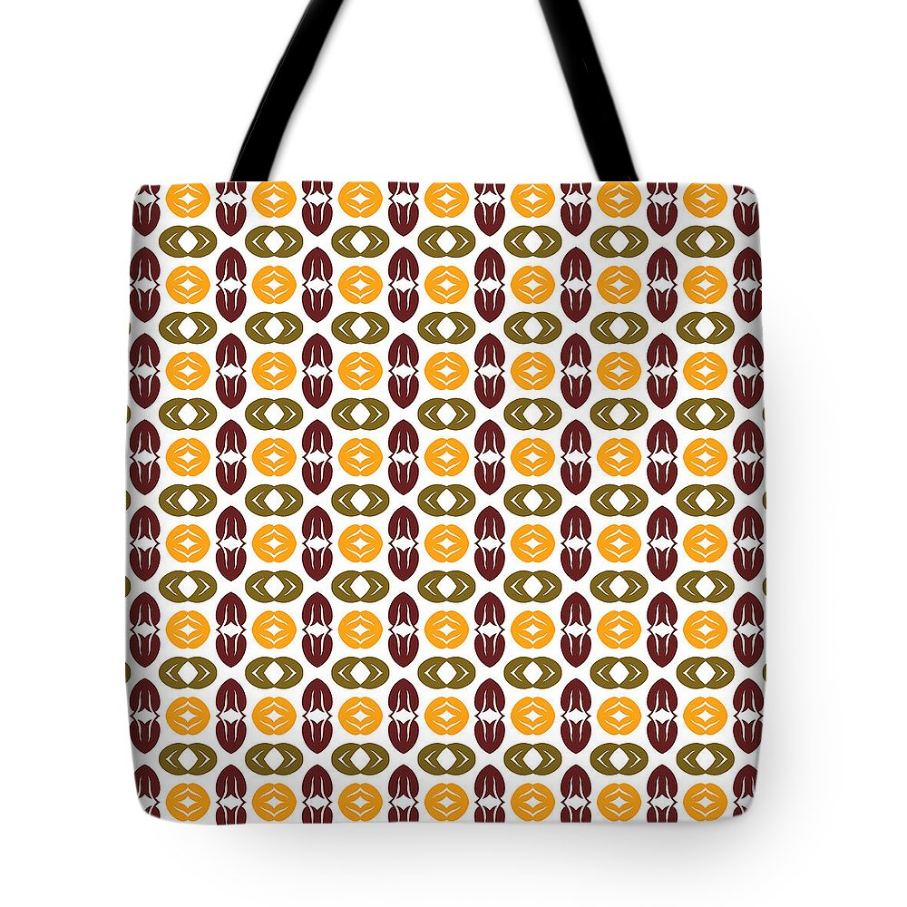 Pattern Tote Bag featuring the photograph Autumn Impressions 2 by Lena Photo Art