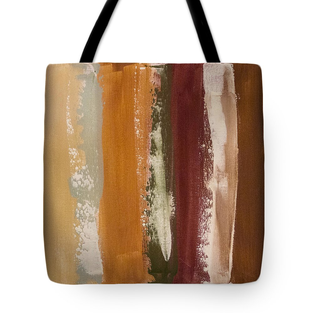 Autumn Tote Bag featuring the painting Autumn by Jacie Garcia