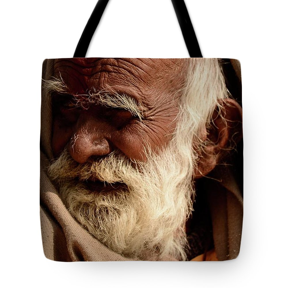 Tote Bag featuring the photograph Autumn Of Life by Kavi Kumar