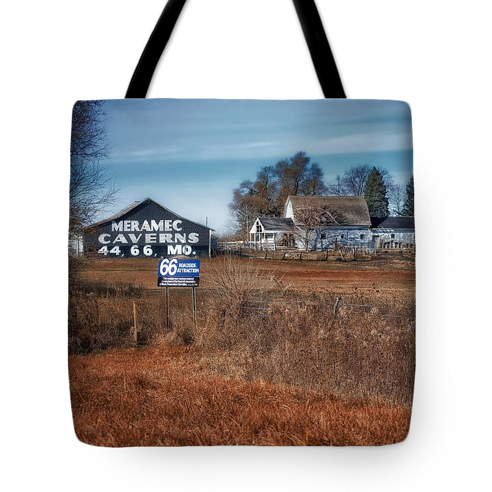 Decaying Farm Tote Bag featuring the photograph Autumn On A Rural Farm by Thomas Woolworth