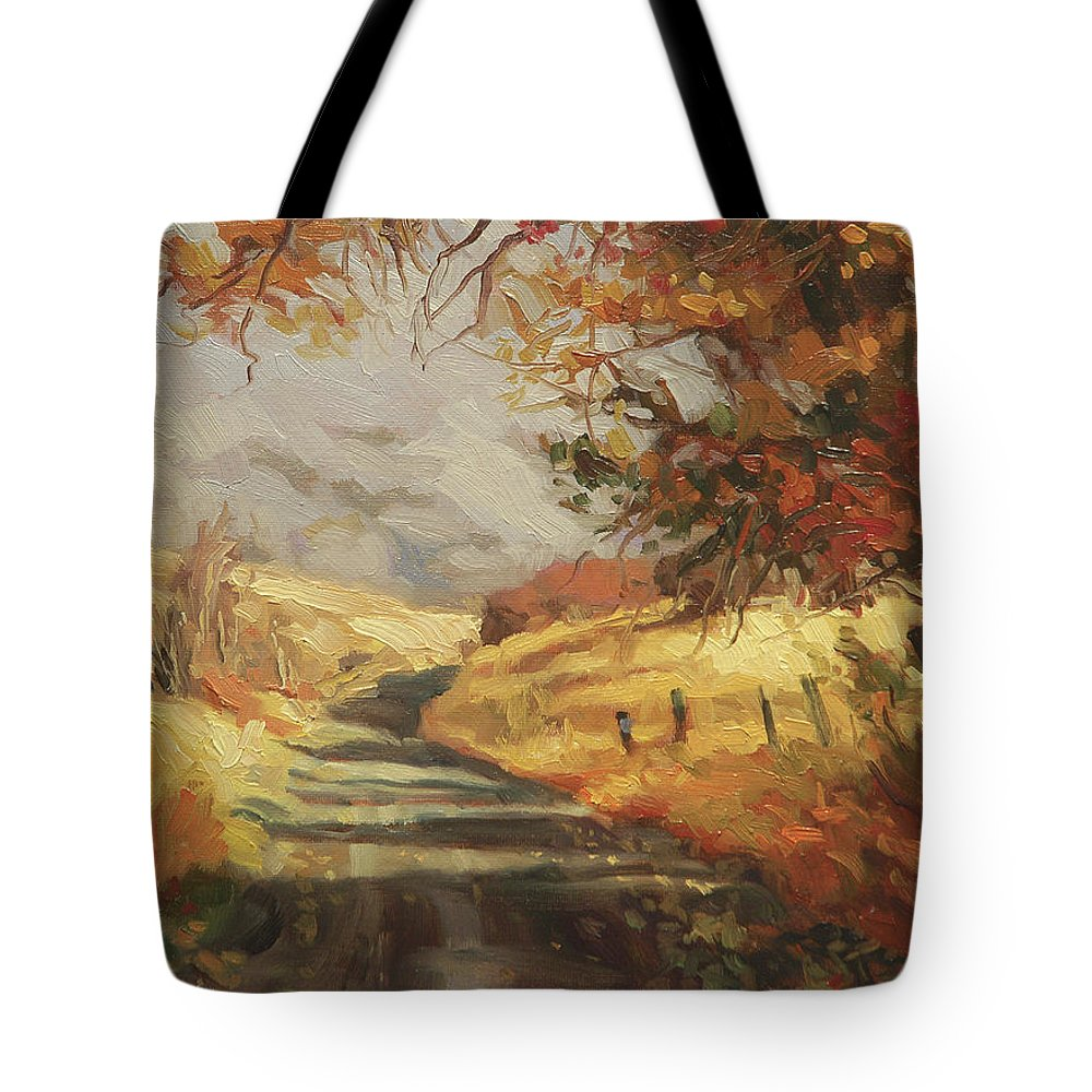 Designs Similar to Autumn Road by Steve Henderson