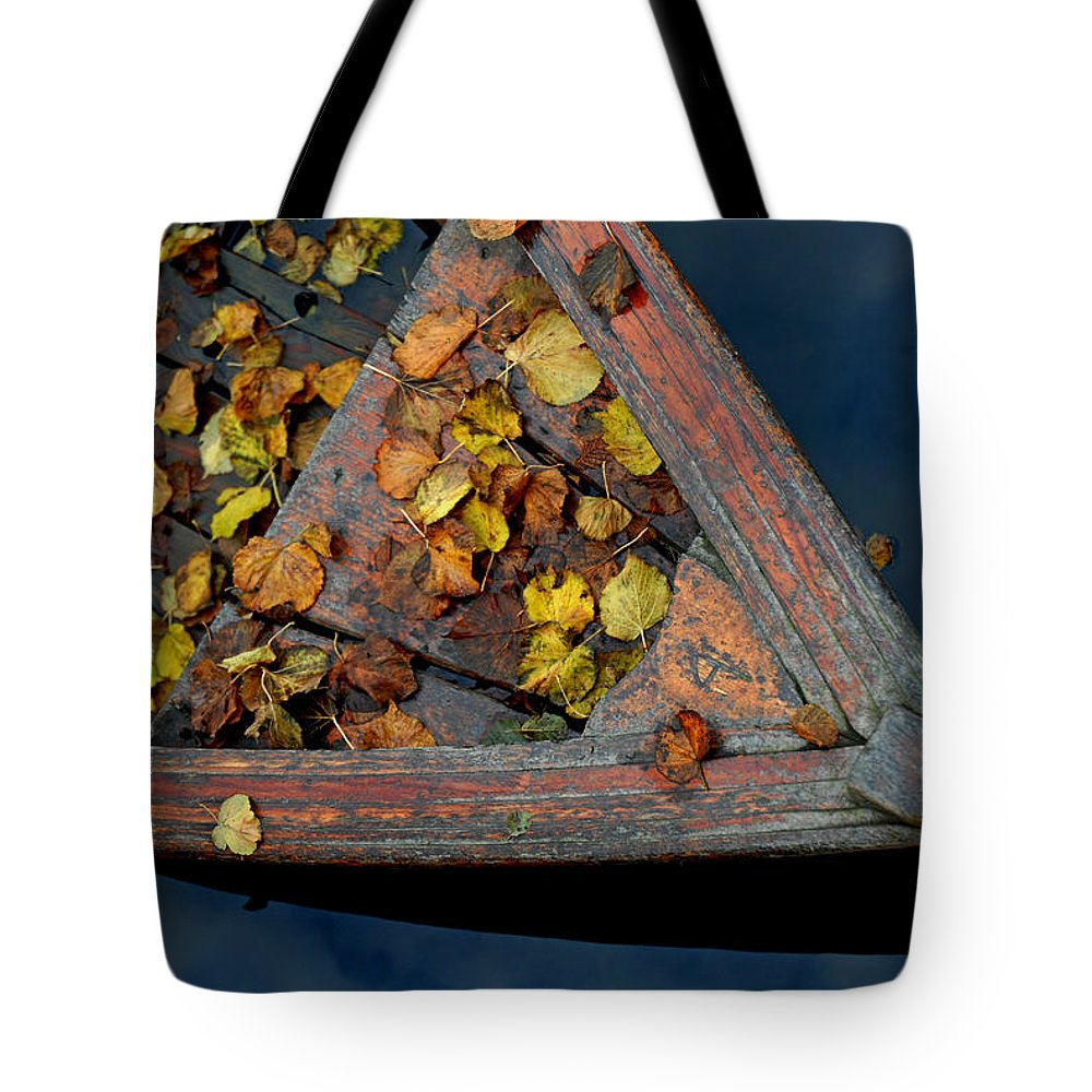 Autumn Tote Bag featuring the photograph Autumn by Robert Lacy