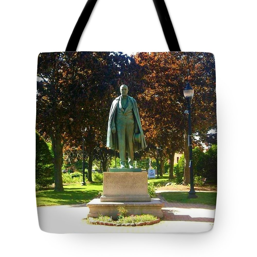 Tote Bag featuring the photograph Autumn by Studio Two Twenty - Four