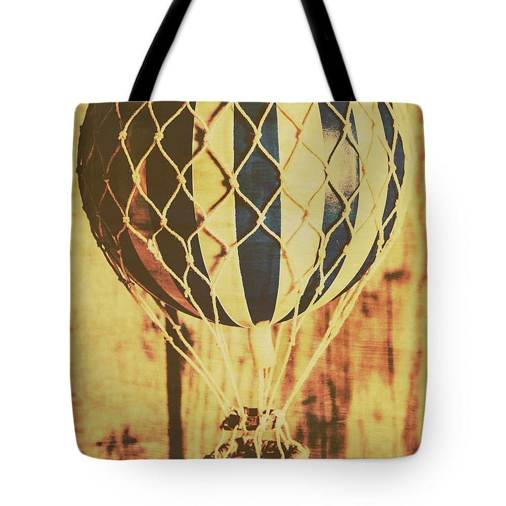 Weather Balloon Tote Bags | Fine Art America
