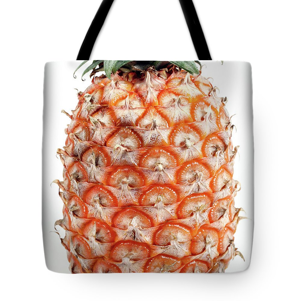Azores Tote Bag featuring the photograph Azores Islands Pineapple by Gaspar Avila