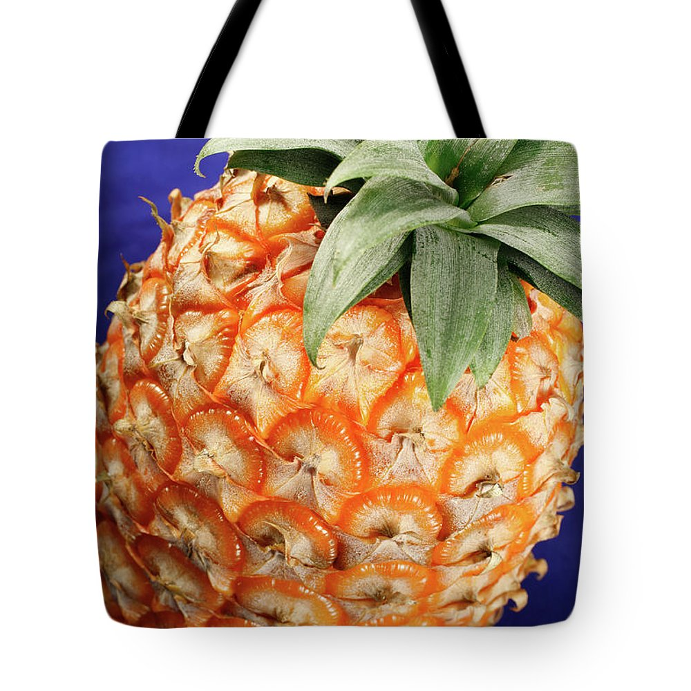 Azores Tote Bag featuring the photograph Azores Pineapple by Gaspar Avila