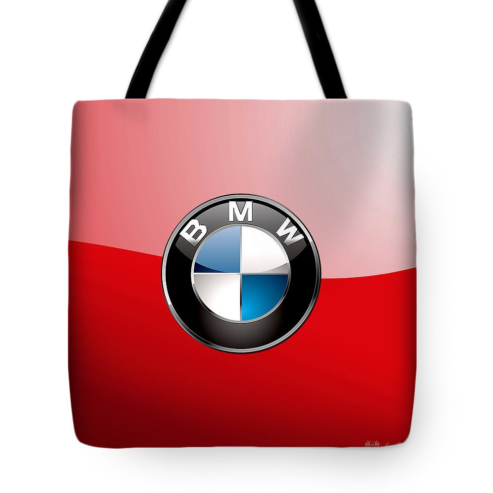 Car Badges Tote Bags