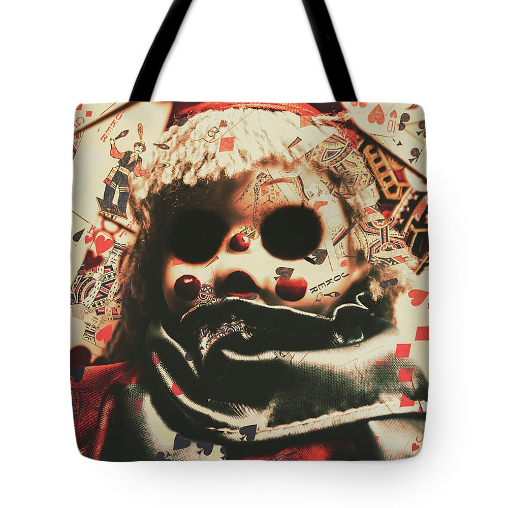 Bad Tote Bag featuring the photograph Bad Magic by Jorgo Photography - Wall Art Gallery