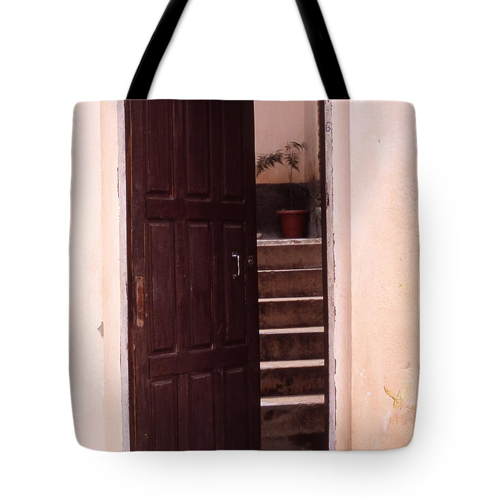 Bahia Tote Bag featuring the photograph Bahian Opening by Patrick Klauss