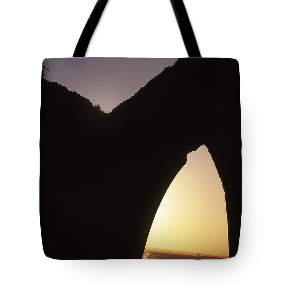Bahia Tote Bag featuring the photograph Bahian Sunset by Patrick Klauss
