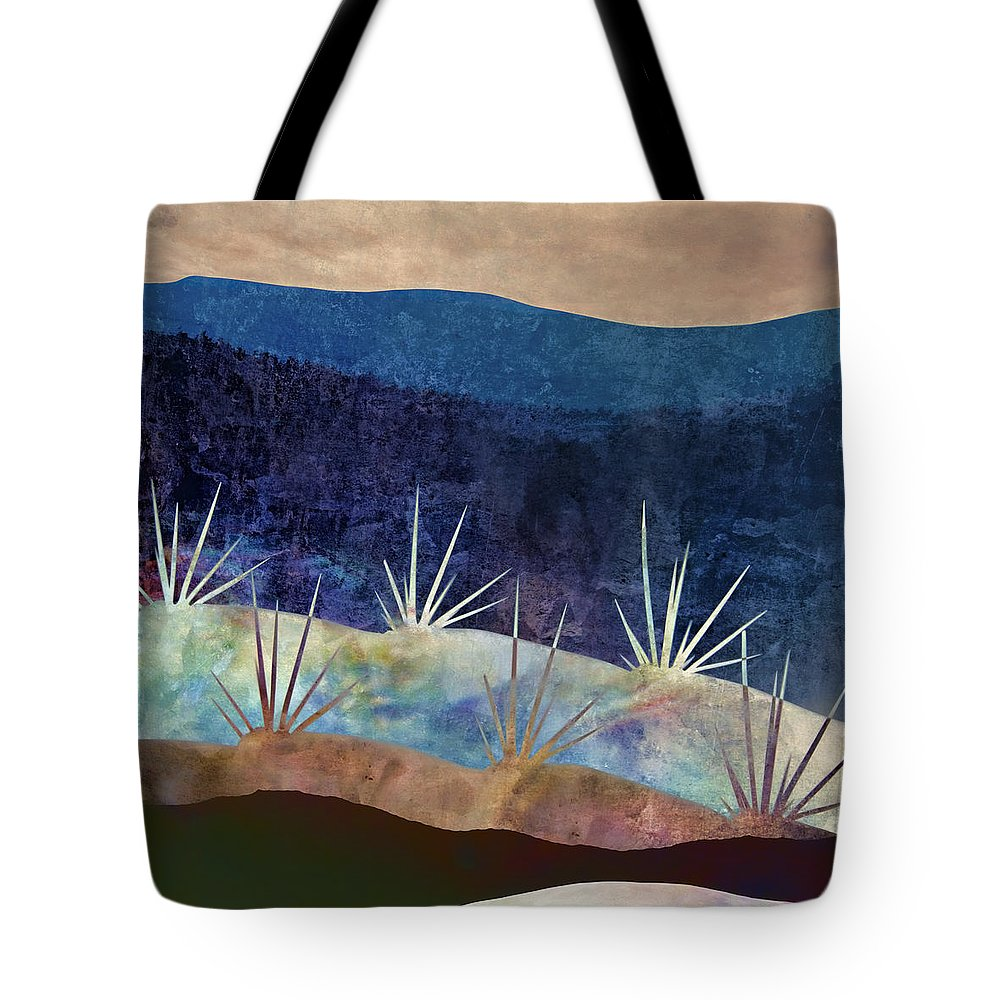 Baja Tote Bag featuring the photograph Baja Landscape Number 2 by Carol Leigh