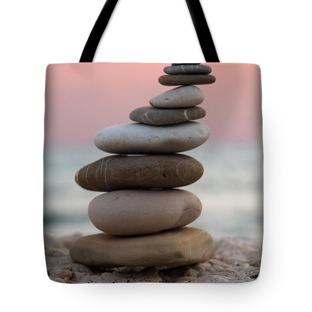 Balance Photographs Tote Bags