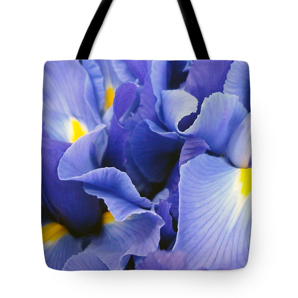 Kathy Bucari Tote Bag featuring the photograph Ballet Of The Petals by Kathy Bucari
