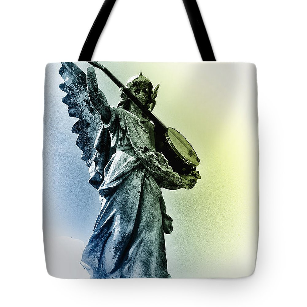 Banjo Tote Bag featuring the photograph Banjo Heaven by Bill Cannon