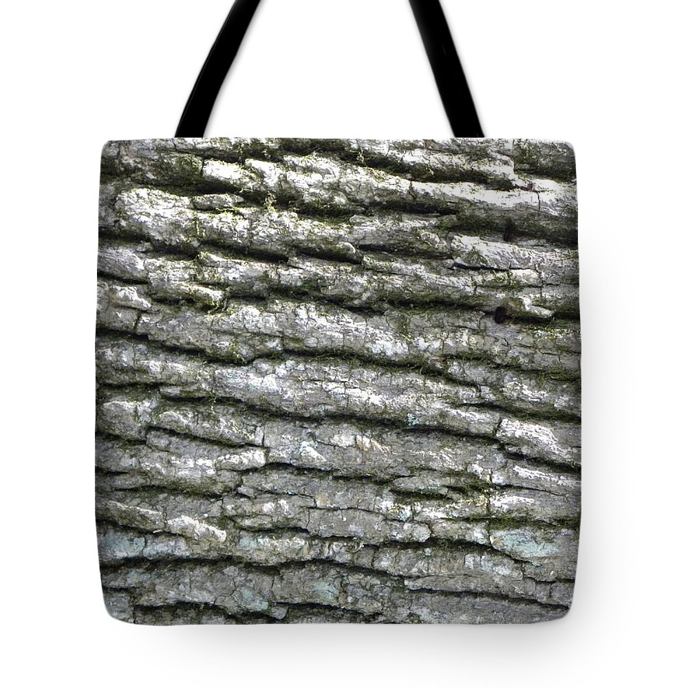 Tree Tote Bag featuring the photograph Bark by Shannon Turek