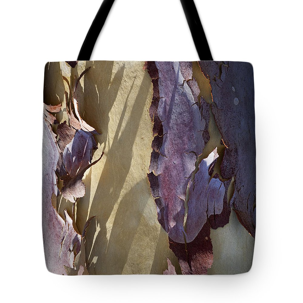 Tree Tote Bag featuring the photograph Bark Texture by Kelley King
