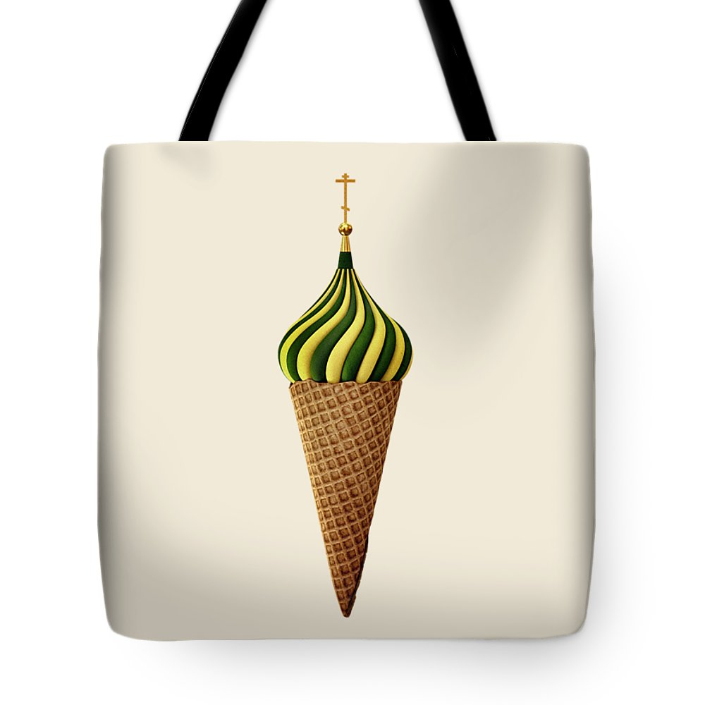 Domes Tote Bags