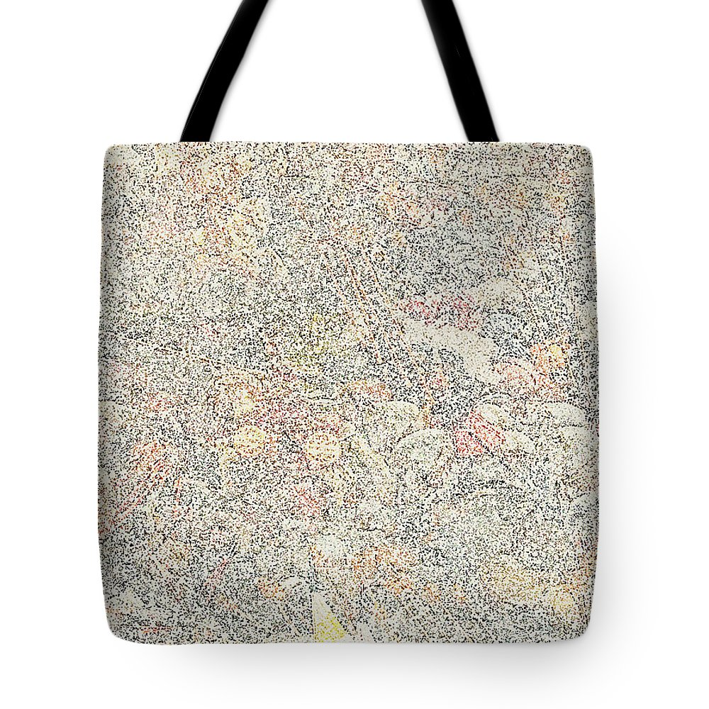 Battle Of Issus Tote Bag featuring the digital art Battle Of Issus by Lora Battle