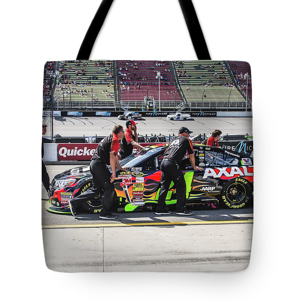 Jeff Tote Bag featuring the photograph Battle Walk by Alex Cianfarani