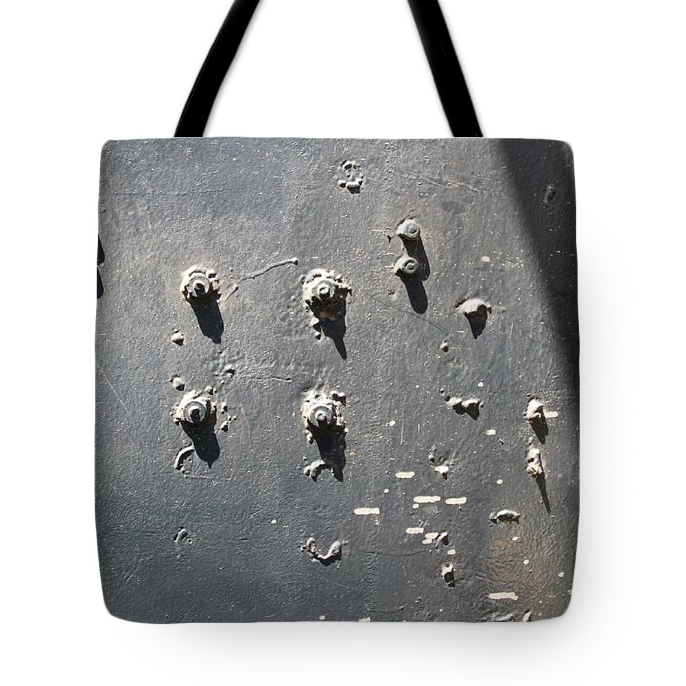 Tote Bag featuring the photograph Battleship Texas Image 3 by Russell Owens
