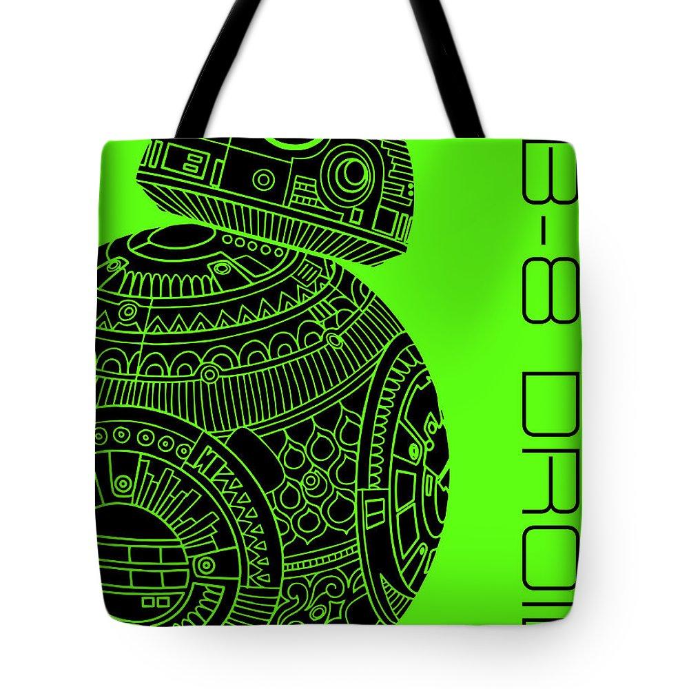 Star Wars Green Tote Bag