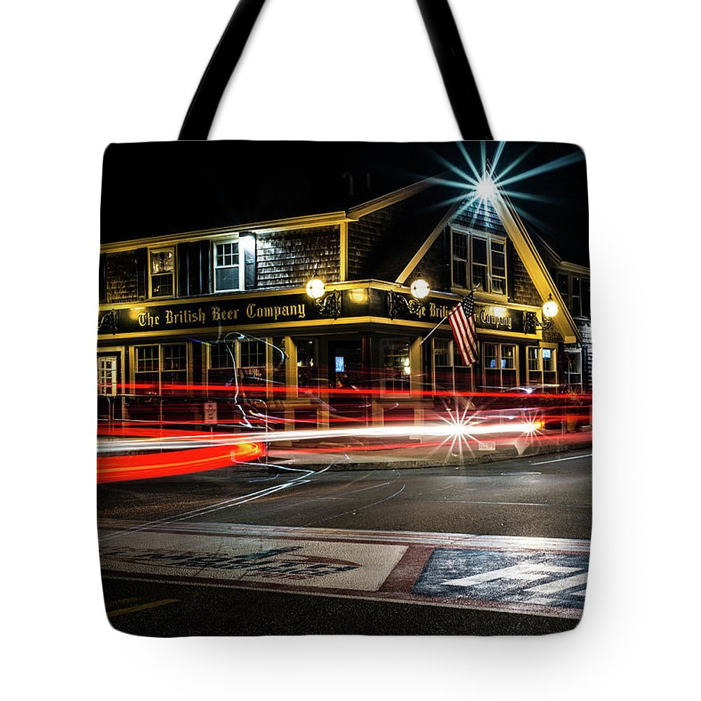 Tote Bag featuring the photograph BBC by Kevin Friel