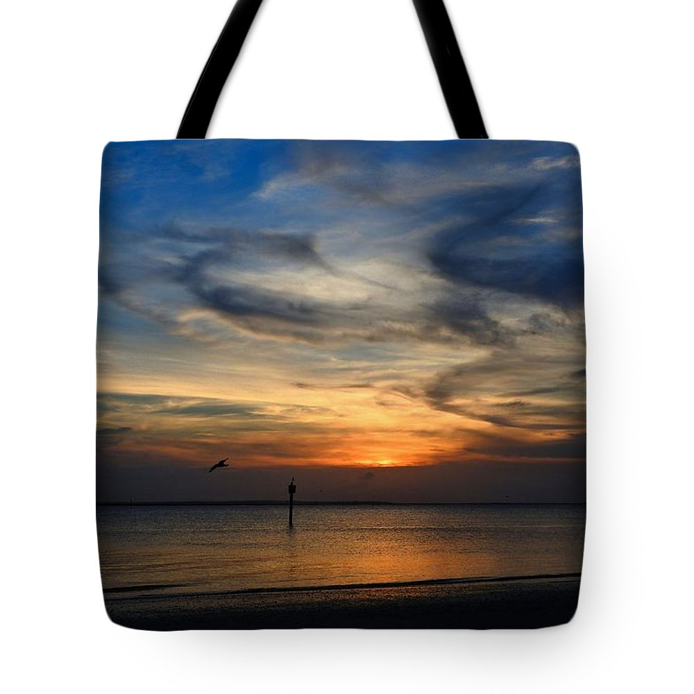 Nature Tote Bag featuring the photograph Be Still by Laura Ragland