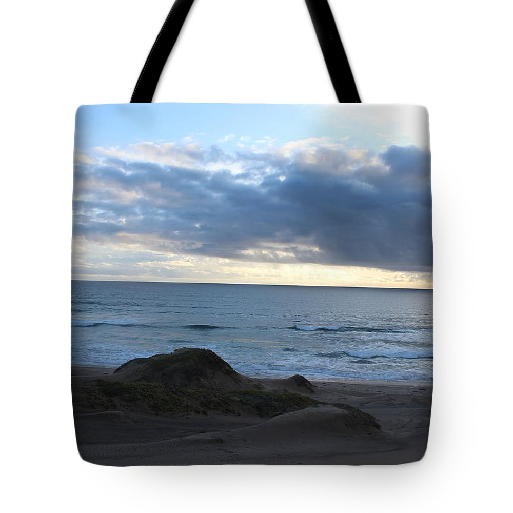 Beach Tote Bag featuring the photograph Beach by Sutthida Torr