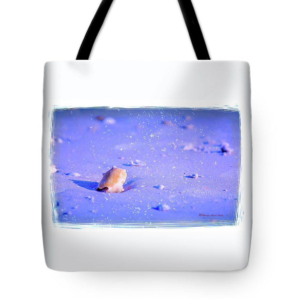Nature Tote Bag featuring the photograph Beached by Marvin Spates