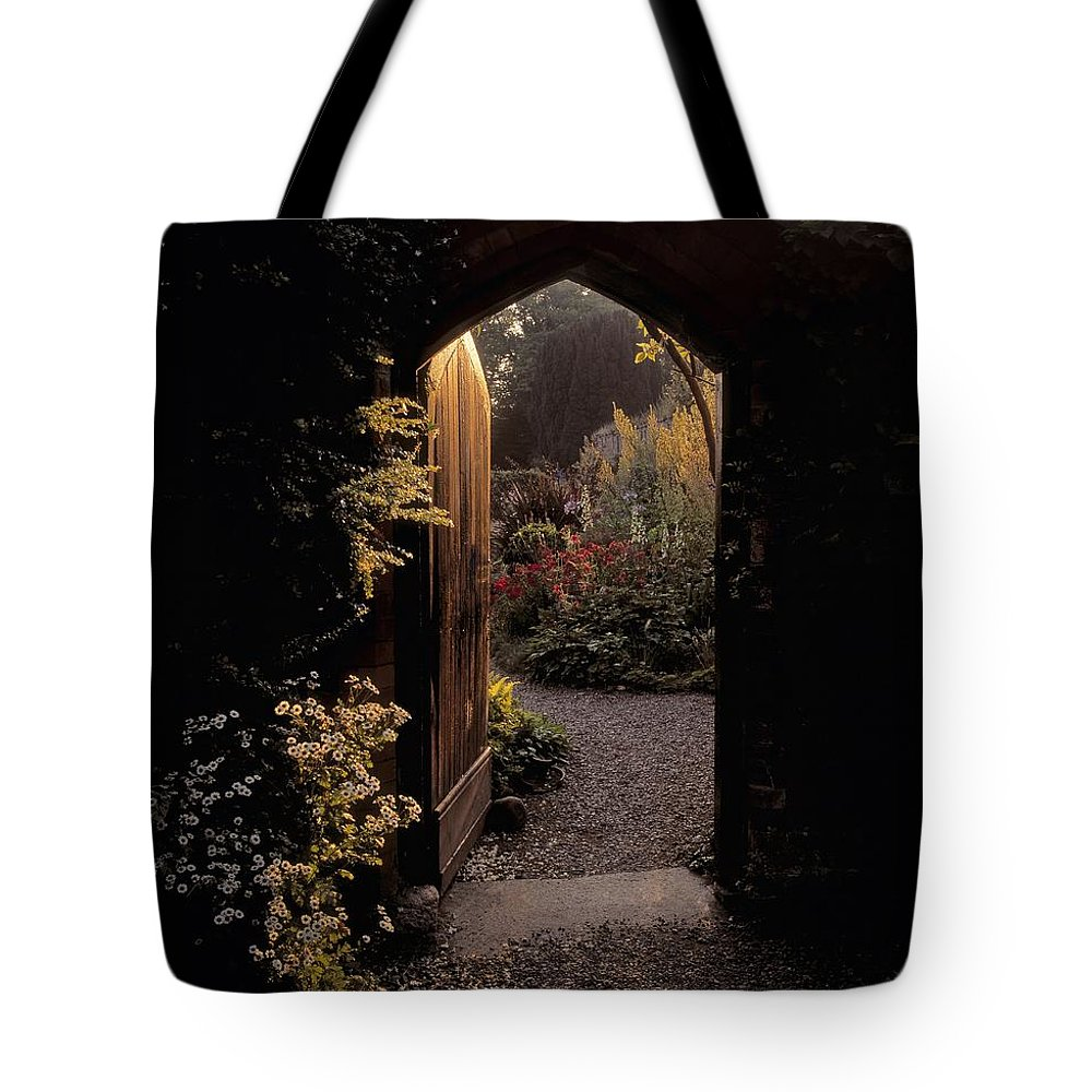 Co Louth Tote Bag featuring the photograph Beaulieu House & Gardens, Co Louth by The Irish Image Collection