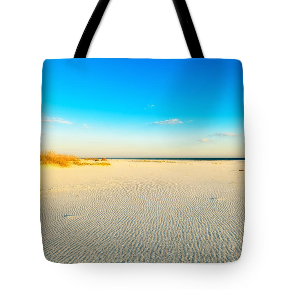 Florida Tote Bag featuring the photograph Beautiful Beach by Raul Rodriguez