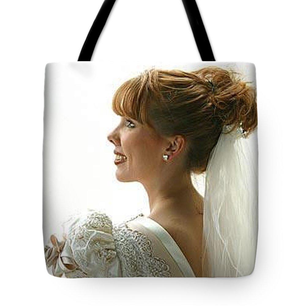 Bridal Tote Bag featuring the photograph Beautiful by John Graziani
