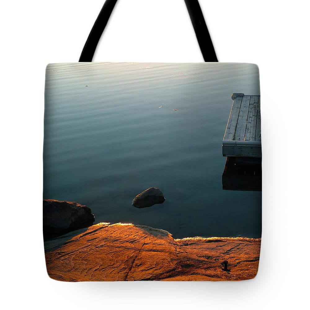 Cottage Tote Bag featuring the photograph Beautiful Sunday by Claire Bull