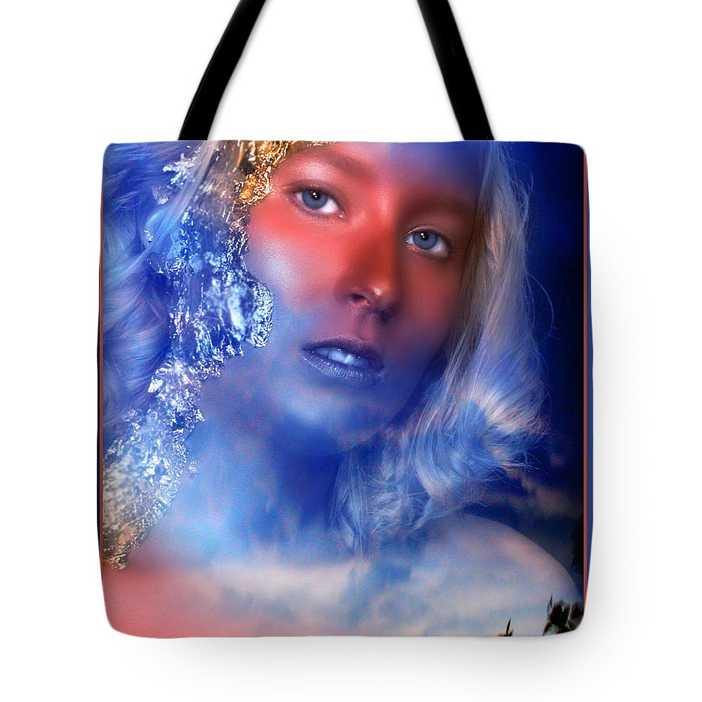 Clay Tote Bag featuring the photograph Beauty In The Clouds by Clayton Bruster