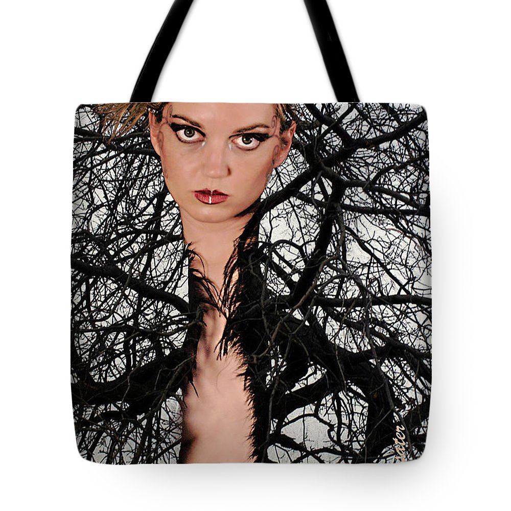 Composite Tote Bag featuring the photograph Beauty Of Nature by Clayton Bruster