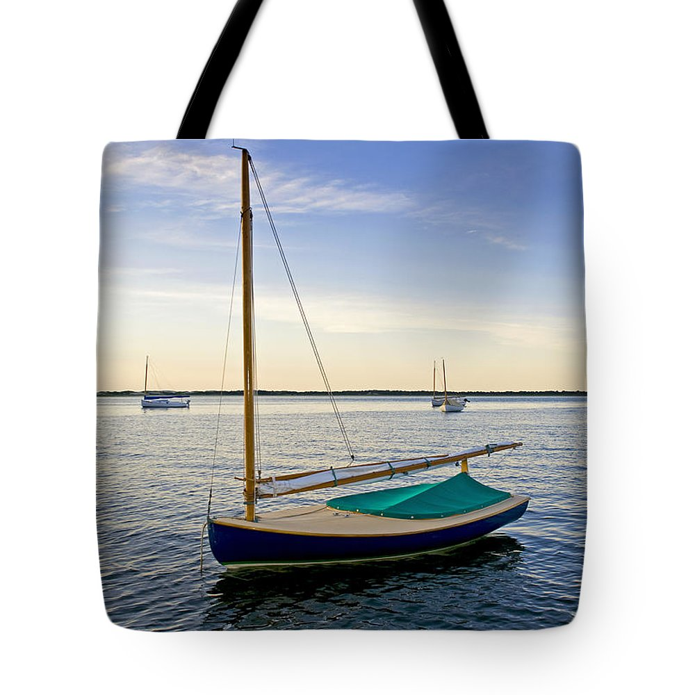 Beetle Tote Bag featuring the photograph Beetle Cat by Charles Harden