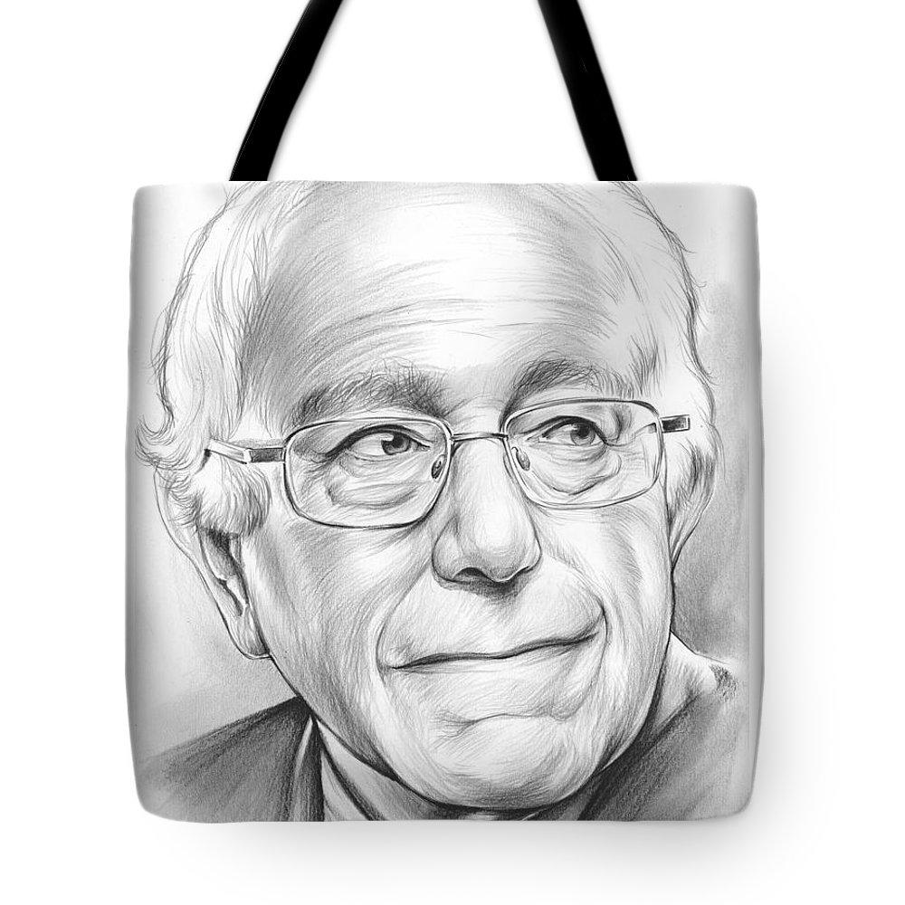 Bernie Sanders Tote Bags