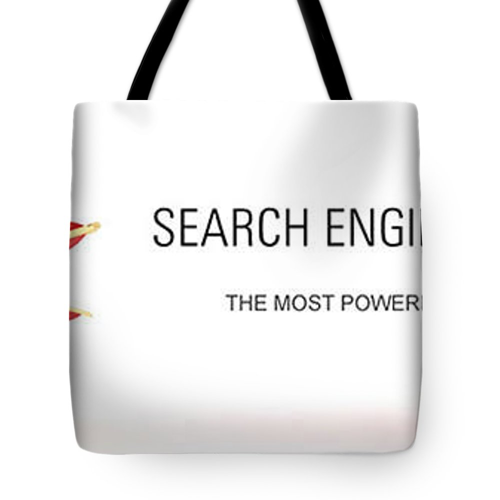 Best Seo Company In Chandigarh Tote Bag featuring the digital art Best Seo Company In Chandigarh, India by Webnnor Infomatics Pvt Ltd