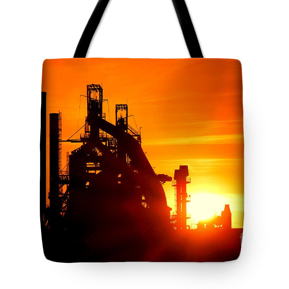 Bethlehem Tote Bag featuring the photograph Bethlehem Sunset by Olivier Le Queinec